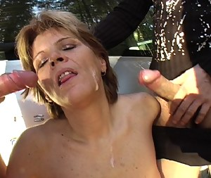 Moms MMF Porn Pictures